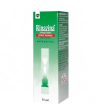 Rinazina 100mg/100ml Spray Nasale, Soluzione - Flacone 15ml