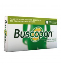 Buscopan 10mg  30 Compresse Rivestite