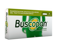 Buscopan Supposte 10mg 6 Supposte