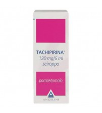 Tachipirina 120mg/5ml Sciroppo - Flacone 120ml