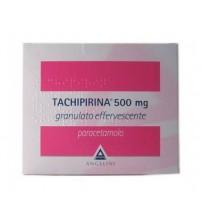 Tachipirina 500mg 20 Buste Granulato Effervescente