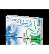 Enterogermina 2 Miliardi / 5ml 20 Flaconcini