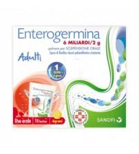 Enterogermina 6 Miliardi 2g 10 Bustine