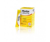 Maalox Sospensione Orale 20 Stick Pack 4,3ml