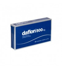 Daflon 500mg 30 Compresse Rivestite Con Film