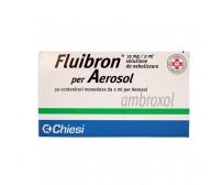 Fluibron 15mg/2ml Soluzione Da Nebulizzare 20 Contenitori Monodose da 2ml