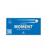 Moment 200mg 12 Compresse Rivestite