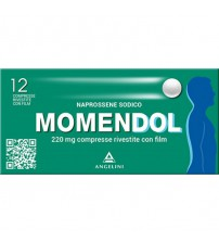 Momendol 220mg 12 Compresse Rivestite