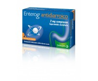 Enterog Antidiarroico 2mg 12 Compresse