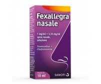 Fexallegra Spray Nasale 1mg/ml+3,55mg/ml Spray 10ml