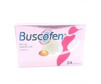 Buscofen 200mg 24 Capsule Molli