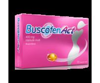 BuscofenAct 400mg 12 Capsule Molli