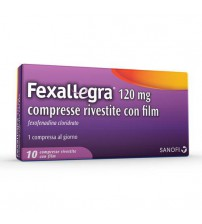 Fexallegra 120mg 10 Compresse Rivestite con Film