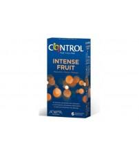 Preservativi Control Intense Fruit 6 pz