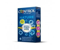 Preservativi Control Nature Easy Way 6 pz