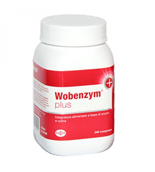 NAMEDSPORT Wobenzym Plus