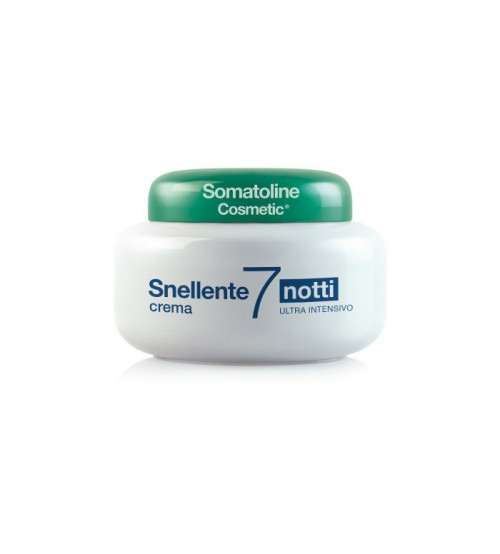 Somatoline 7 Notti Ultra Intensivo Crema