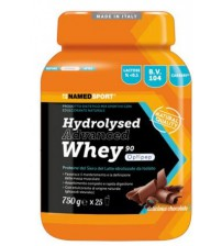 NAMEDSPORT HYDROLYSED ADVANCED WHEY