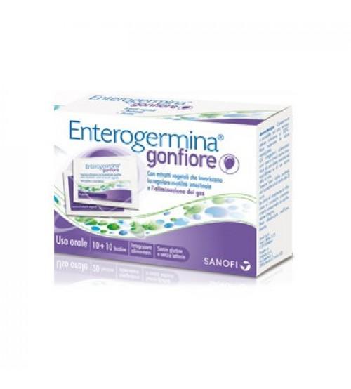 Enterogermina Gonfiore 10+10 Bustine