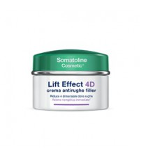 Somatoline Cosmetic Crema Antirughe Filler Lift Effect 4D