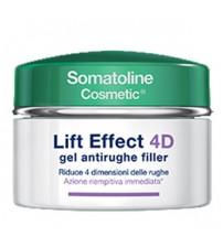 Somatoline Cosmetic Lift Effect 4D Gel Antirughe Filler