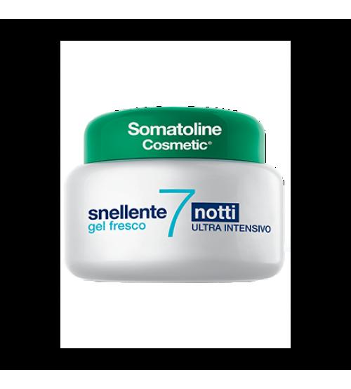 Somatoline Snellente 7 Notti Ultra Intensivo Gel Fresco