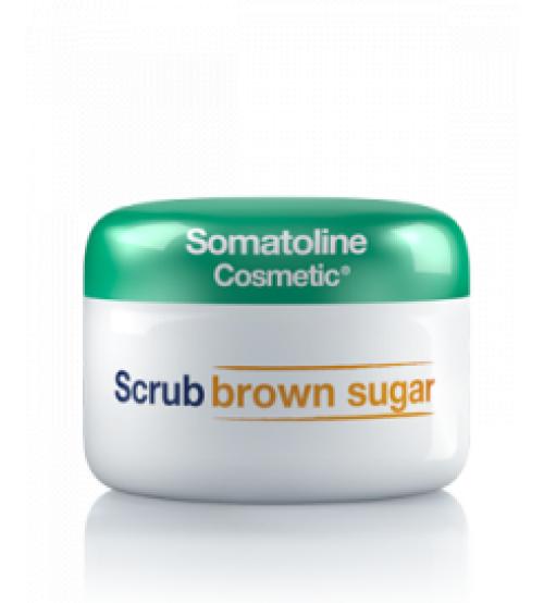 Somatoline Cosmetic Scrub Brown Sugar