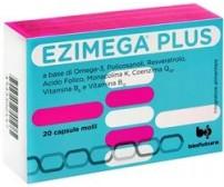 Ezimega plus integratore alimentare 20 capsule