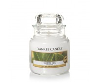 YANKEE CANDLE WHITE TEA GIARA MEDIA