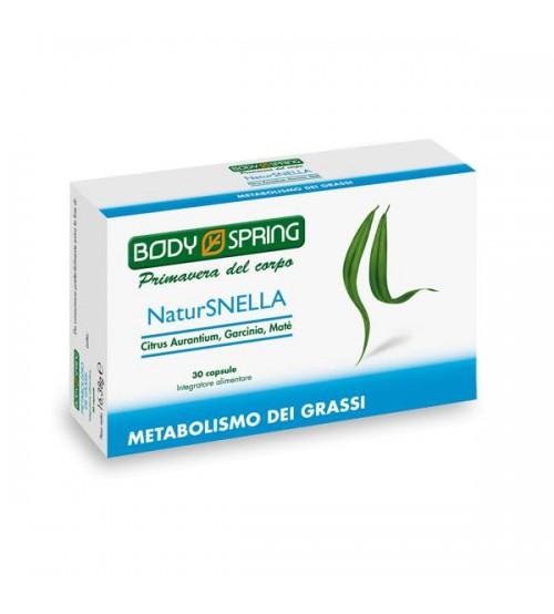 Body Spring NaturSNELLA Metabolismo dei Grassi