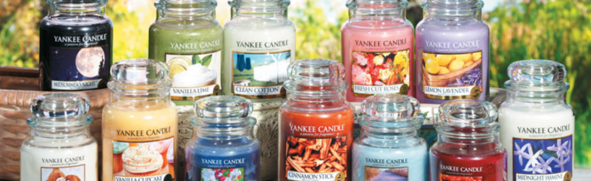 Fragranze Yankee Candle