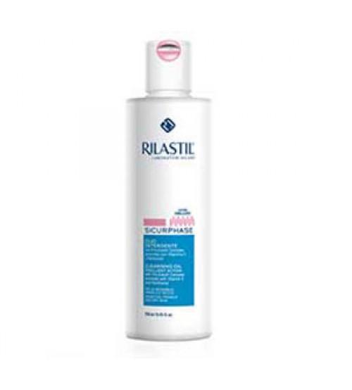 Rilastil Olio Detergente corpo Sicurphase 250 ml