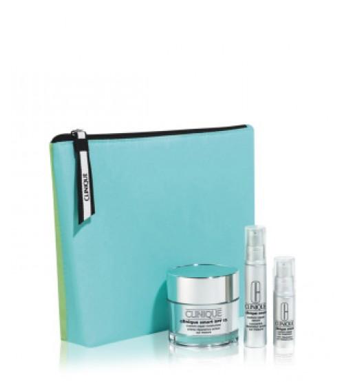 Cofanetto Clinique Skincare Smart Moisturizer