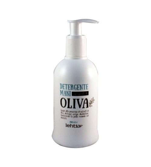 Detergente mani agli estratti di oliva Lehtia