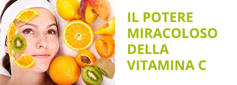 Il potere miracoloso della vitamina C
