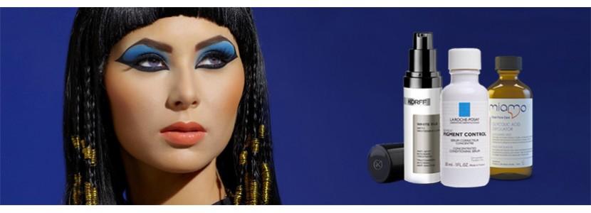 Belle come Cleopatra: il potere dell'Acido Glicolico