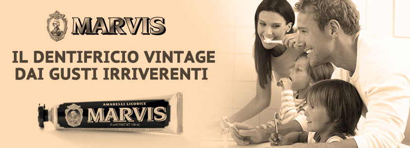 Marvis Toothpaste: il dentifricio made in Italy più amato negli States