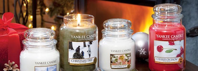 Yankee Candle Mania, le candele profumate dagli effetti sorprendenti