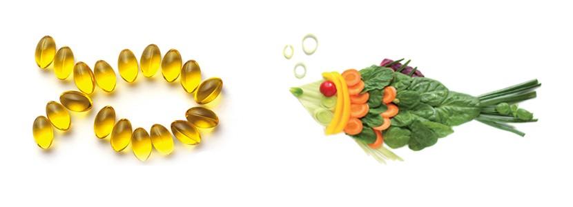 gli acidi grassi omega 3 riducono ldl