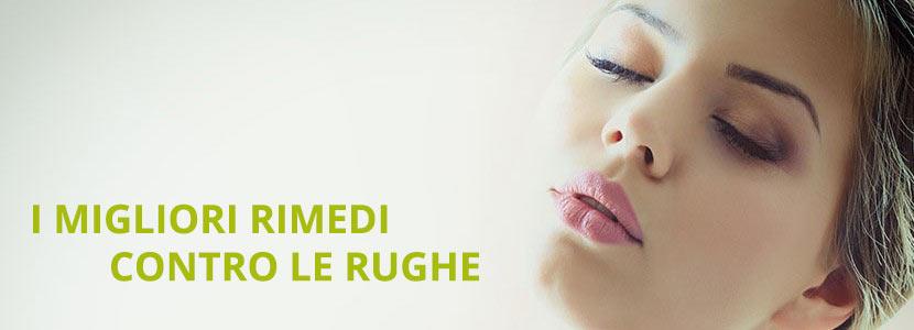 Rughe: prevenirle, attenuarle, curarle
