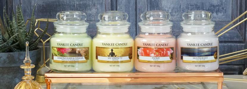 Yankee Candle: una nuova stagione di fragranze profumate