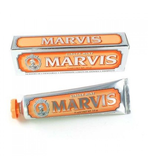 Marvis Dentifricio Ginger Mint 75ml