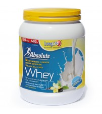 Longlife Absolute Whey vaniglia