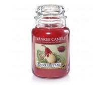 Yankee Candle Cranberry Pear Giara Grande