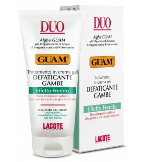 Guam Gel rassodante Duo Trattamento defaticante gambe
