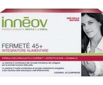 Inneov Antiage Fermetè Integratore Alimentare 45+ 40cpr