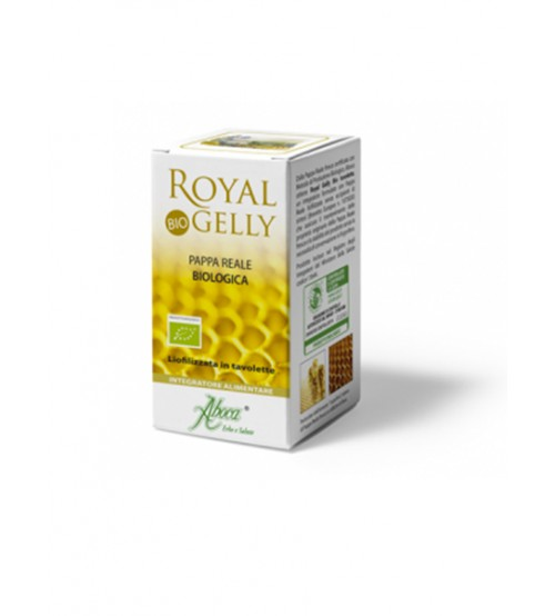 Royal Gelly Bio Pappa Reale in Tavolette Aboca