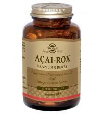 Acai-Rox Solgar Integratore Vegetale di antiossidanti