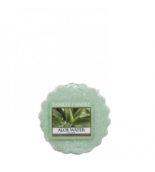 Yankee Candle Aloe Water Tart