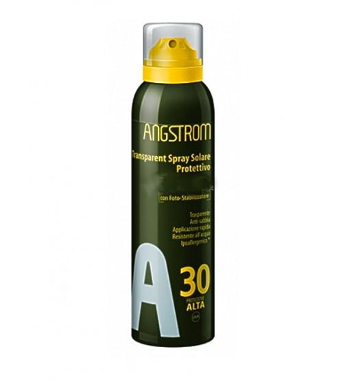 Solare Spray Trasparente Angstrom SPF30